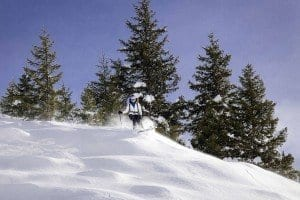 Raurisertal Skitour AbfahrtcTVB Foto Florian Bachmeier